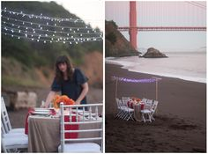 Beach Picnic from Oh Happy Day