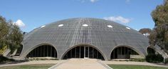 The Australian Academy of Science Shine Dome, Canberra
