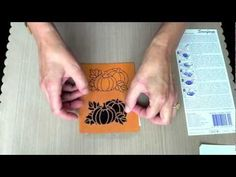 Video - Transfer Sheets by Elizabeth Craft Designs