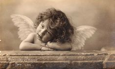 Another little angel...