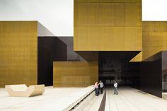 Guimarães, Portugal  Platform for Arts and Creativity  PITAGORAS ARQUITECTOS