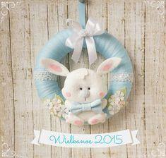 ИЗ ФЕТРА. Шьем вместе!: entradas da comunidade Felt Kids, Easter 2015, Felt Wreath, Biscuit, Easter Wreaths, Rag Wreaths, Mobiles, Chocolate Decorations, Felt Animals