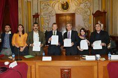 Dicho documento signado entre el Ayuntamiento de Morelia y la Procuraduría de Protección al Medio Ambiente en Michoacán (PROAM), permitirá dotar del instrumento jurídico para brindar legalidad alas actuaciones de ...