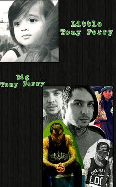 Tony Perry awwwn