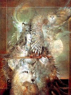 APHRODISIAC ART: SUSAN SEDDON BOULET