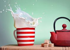 Milk Motion #Lait #Food