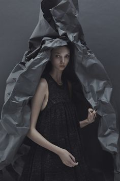 Matilda Norberg, Royal College of Art. Photographer Nhu Xuan Hua