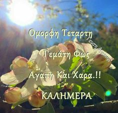 Greek Quotes, Picture Quotes, Good Morning, Diy And Crafts, Character Design, Wednesday, Thursday, Pictures, Mornings