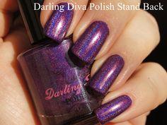 Darling Diva Polish Stand Back - Sminkan & Emma
