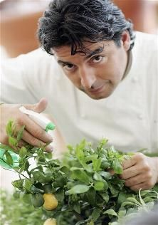 TV Chef Jean Christophe Novelli, a charming man I've met and worked with