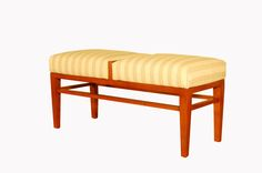 Linear bedroom bench by iBalDesigns