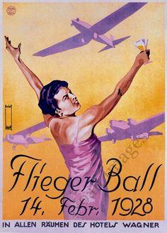 Flieger Ball 1928
