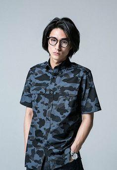 Mr. Bathing Ape FW16.  menswear mnswr mens style mens fashion fashion style mrbathingape campaign lookbook
