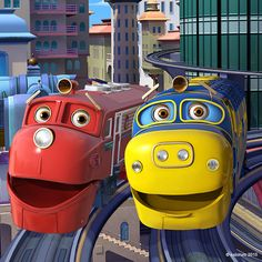 Take a look at the Chuggington Collection event on zulily today!