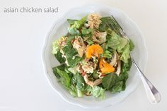 Salads on Pinterest | Oriental Chicken Salads, Oriental Salad and ...