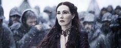 Juego de Tronos: nuevos detalles sobre Carice van Hooten como Melisandre en la sexta temporadaOGROMEDIAFilms