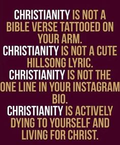 Christianity is not your religion Biblical Quotes, Religious Quotes, Bible Verses Quotes, Faith Quotes, Spiritual Quotes, Positive Quotes, Me Quotes, Spiritual Health, Bible Scriptures