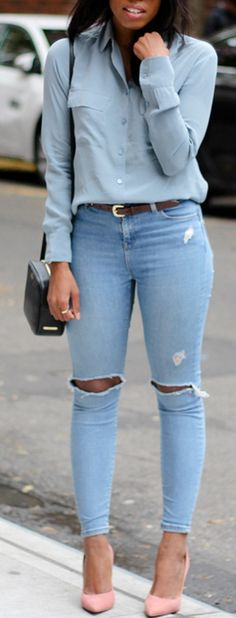 Mode Outfits, Chic Outfits, Fashion Outfits, Fashion Trends, Skirt Outfits, Black Girl Fashion, Fashion Looks, Looks Style, My Style