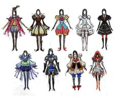 Alice: Madness Returns <3
