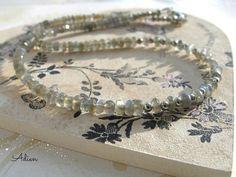 Labradorite Necklace £14.95