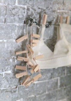 how to: mini clothes pins
