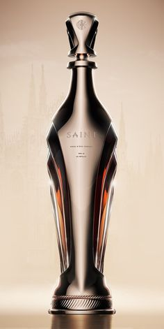 packaging creative concept package gallery luxury cognac bottle design saint world the on of Saint Luxury Cognac Bottle Concept on Packaging of the World Creative Package Design GalleryYou can find Bottle design and more on our website Rum Bottle, Tequila Bottles, Alcohol Bottles, Liquor Bottles, Drink Bottles, Perfume Bottles, Cigars And Whiskey, Scotch Whiskey, Expensive Whiskey