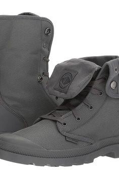 Palladium Mono Chrome Baggy II (Castlerock) Boots - Palladium, Mono Chrome Baggy II, 73227-650, Footwear Boot General, Boot, Boot, Footwear, Shoes, Gift, - Street Fashion And Style Ideas