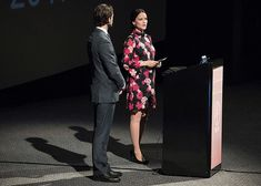 Princess Sofia and Prince Carl Philip attend WABF2017 Forum