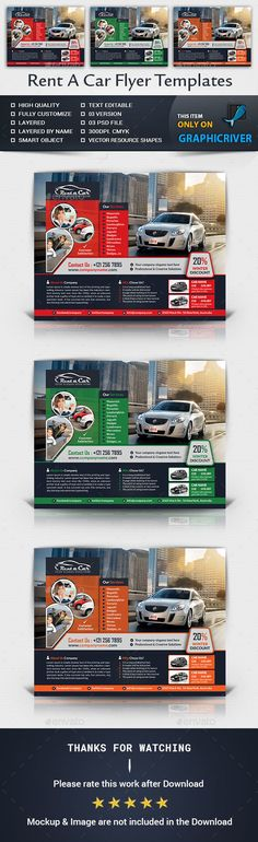Car Wash Flyer Template Cars, Flyer template and Template - car flyer template