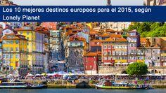 Europa es una mezcla mágica de pueblos y culturas, y la variedad de destinos puede resultar desconcertante a la hora de planear un viaje. Para reducir las opciones, hemos pedido a nuestros editores y autores radicados en el viejo continente que elaboren una lista de los 10 destinos más destacados. Leer más: http://lonelyplanet.es/blog-los-10-mejores-destinos-europeos-para-el-2015-405.html