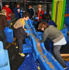 imagination playground - great for older 'engineers' as it can be used wet or dry.