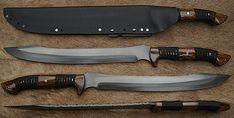 """Dawson Knives 16"""" """"Mongolean"""""""
