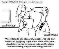 #Laughter #Glasbergen