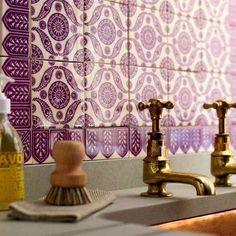 Arredare il bagno in stile orientale - Rubinetteria elegante