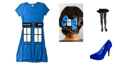 Tardis Costume - wish i could've found this for this past Halloween.