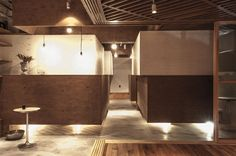 three ball cascade architects haspali spa okayama japan designboom