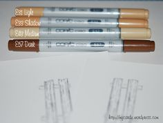 Choosing Copic markers for coloring distressed wood.  Nicely done tutorial with great pictures and explanations.
