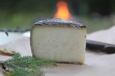 Pecorino by the Fire -- Love this simplicity - Lifestyle cheese
