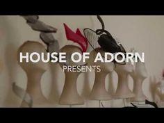 House of Adorn presents Rebecca Share | Milliner Designer Profile (Full Version) - YouTube