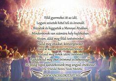 Angyali vers-üzenet: Bízzatok a Mennyei Atyában Tarot