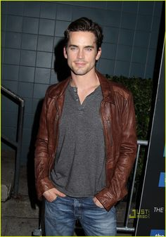 Costin M.: Celebrity Estilo: Matt Bomer