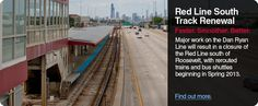 Chicago Transit Authority Website and information to get around the city