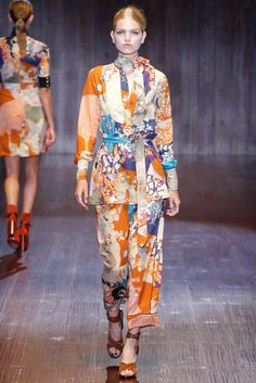 Gucci - Spring 2015 Ready-to-Wear - Look 25 of 45