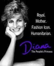 lady diana people's princess Het Boek