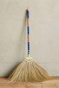 Bamboo Fan Brush - anthropologie.com