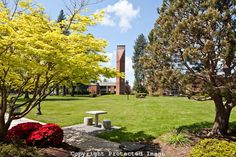 George Fox University, Newberg, OR  April 2011 I'm absolutely going to go to this college...