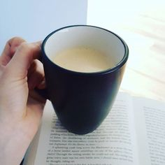 #bulletproofcoffee and the last few chapters of a good book. Thats what you call a day off. #lchf #LCHFUK #bulletproof #reading #dayoff - Inspirational and Motivational Ketogenic Diet Pins - Eat Keto Get Into Nutritional Ketosis - Discover LCHF to Prevent Diseases - Enjoy Low-Carb High-Fat Lifestyle For Better Health