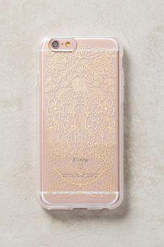 Gardenbloom iPhone 6 & 6 Plus Case / anthropologie.com