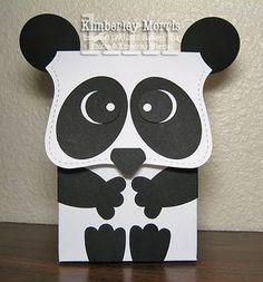 Surprise: Panda van een doos