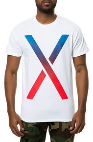 10 Deep The X-Living Tee in White